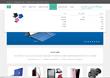 تصویری از فروشگاه الکترونیک راهام وب